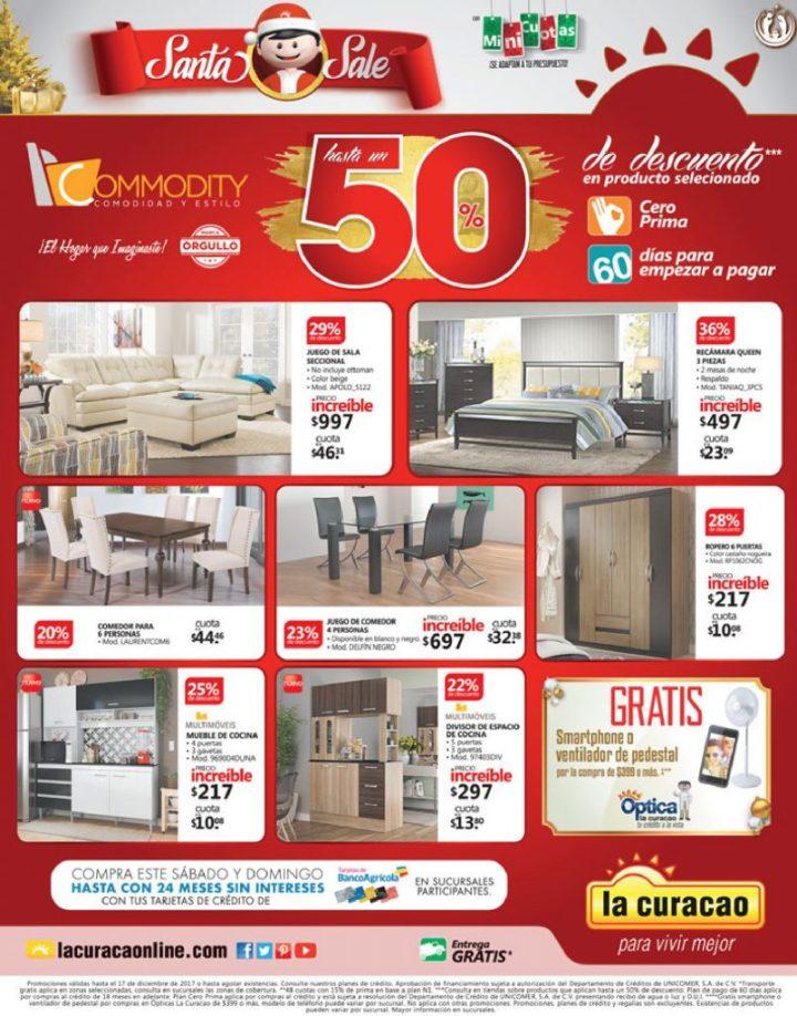 SANTA SALE in furniture under 50 OFF discounts