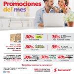 SCOTIABANK promociones y descuentos en el mes de DIC 2017