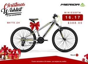 SPORTS BIKE model matts j24 for adult christmas whislist