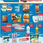 WALMART con 50 off y liquidaciones en juguetes y decoracion navidena 2017