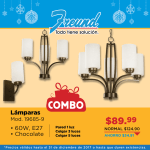 armonia y calidez con decoracion de lamparas led