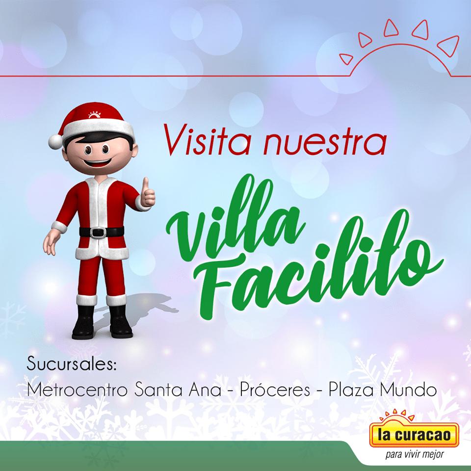 villa facilito navidena 2017 disfrutala