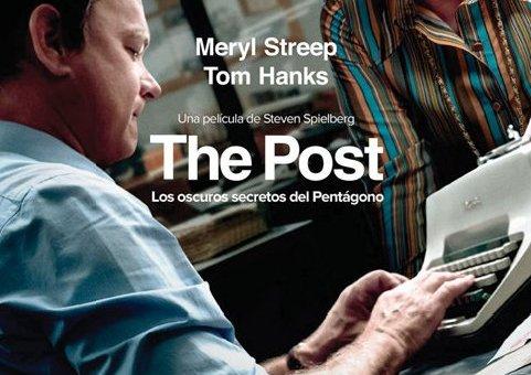 Estreno THE POST the movie 2018 los oscuros secretos del pentagono