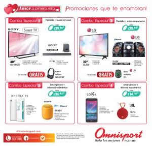 Almacenes Omnisport promociones que enamoran febrero 2018