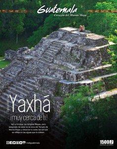Como visitar parque natural YAXHA en guatemala
