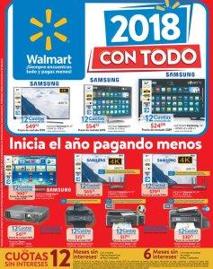 WALMART Pantallas Laptos Impresoras TODO el 2018 bien tecnioficado