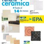 EPA dice NO TE QUEDES sin aprovechar la FERIA de ceramica