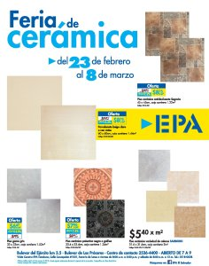 EPA el salvador Feria de Ceramica para inciar el mes de marzo 2018