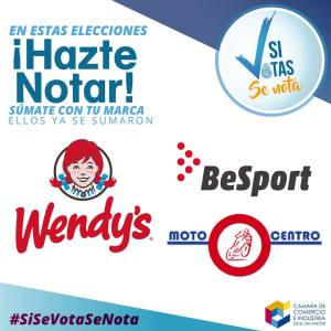 Elecciones 2018 el salvador se nota tu voto