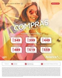 LA EMOCION de viajar por america latina ofertas avianca