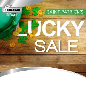 LUCKY SALE La Curacao el Paseo catalogo de ofertas marzo 2018
