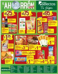 AHORROTON de super selectos compra barato - 20abr18