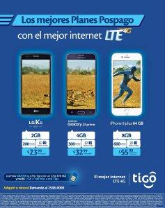GRATIS chip LTE tigo con la velocidad 4G