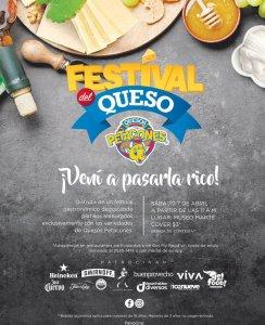 festival del queso PETACONES 2018