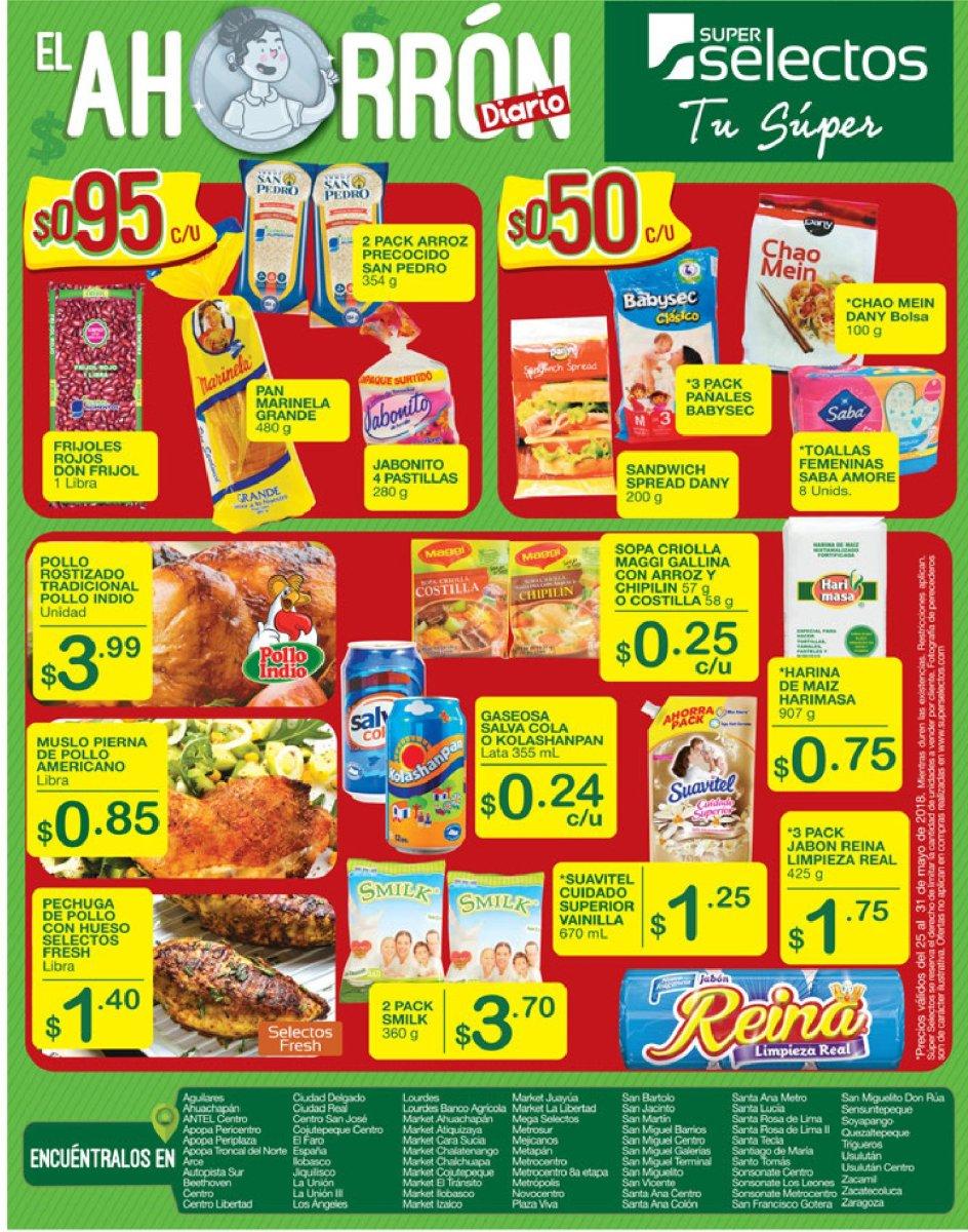 MONTON de ofertas en el SUPERMERCADO ahora viernes 25/may/18