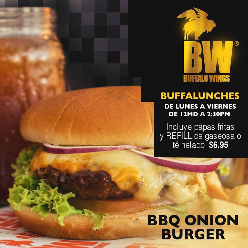 Buffalo Wings promociones para ver los partidos del MUNDIAL