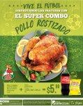 COMBO de pollo rostizado de super selectos dia del padre 2081