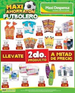 El maxi ahorrotn futbolero de fin de mes junio 2018
