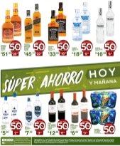 Super descuentos en la bebidas preferias de papa y el futbol - 16jun18