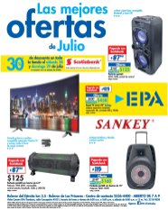 EPA sv Conoce los productos deaudio y video SANKEY