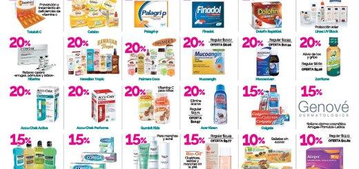Cada paseo y viaje necesita de articulos de farmacias san nicolas