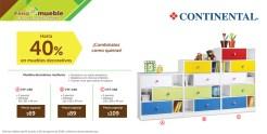 Muebles decorativos hasta co 40 off en omnisport