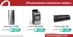Promocion online exlcusivas de tiendas omnisport sv agosto 2018