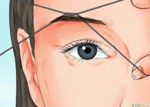 como aplicar la depilacion con hilo en mi rostro