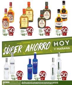 super ahorro para las bebidas para brindar en tus fiestas