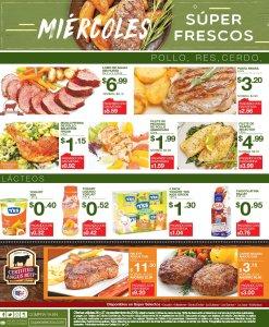 Todas las carnes frescas en super selectos 26sep18