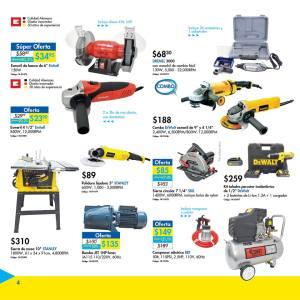 variedad de herramientas electricas con descuentos EPA septiembre 2018
