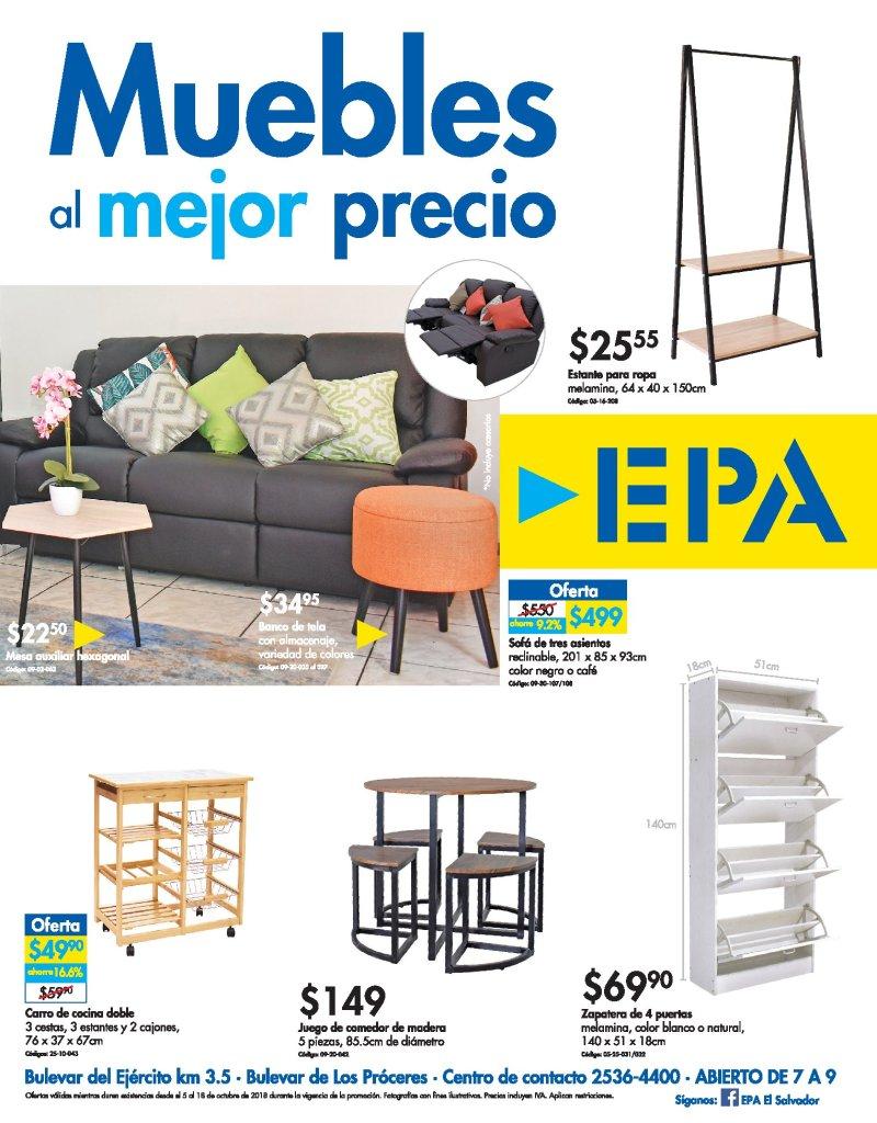 FERRETERIA EPA muebles al mejor precio - 06oct18