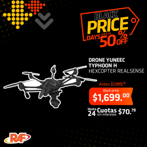 DRONE black friday 2018 tiendas raf
