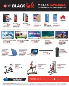 SIMAN Black friday 2018 SALE de precios especiales