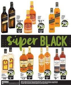 SUPER black en bebidas para todos los gustos 23nov18