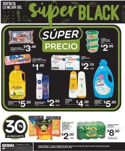 Super Selectos promociones Black Weekend 2018