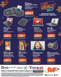 tiendas RAF cyber deals for november 2018