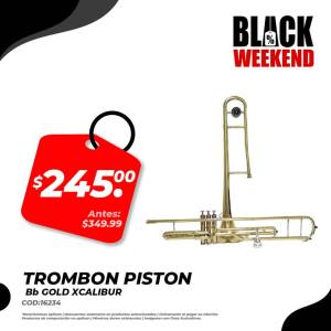 trombon black friday electronica japonesa