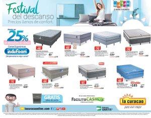 festival de ofertas en camas la curacao 12ju19