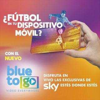 SKY todos los partidos de futbol en tu celular