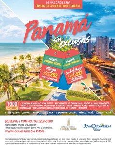 Regreso la promo DECAMERON PANAMA