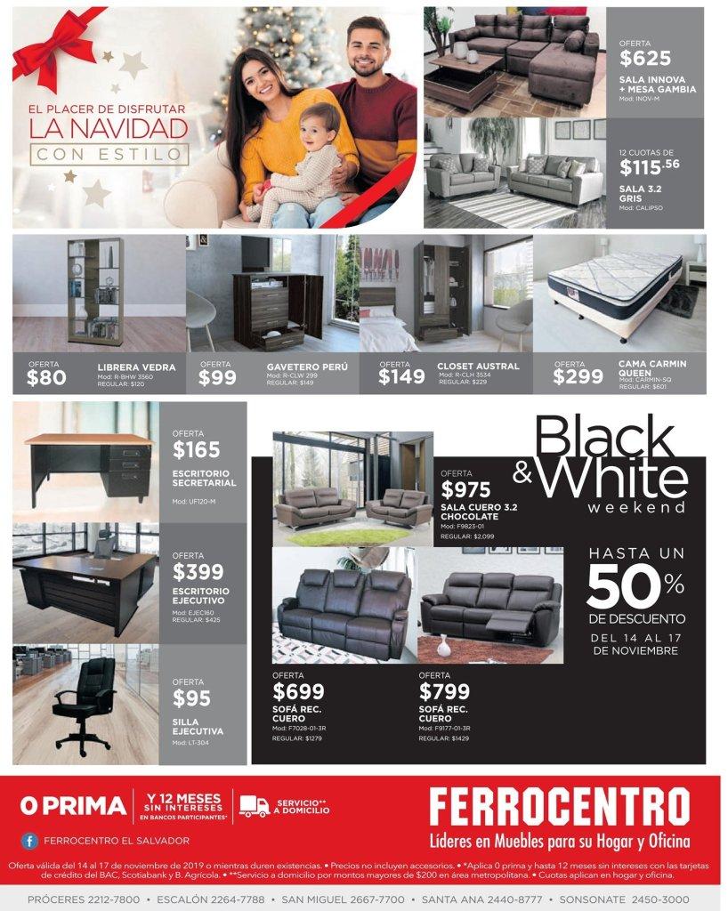 Black Friday 2019 furniture el salvador