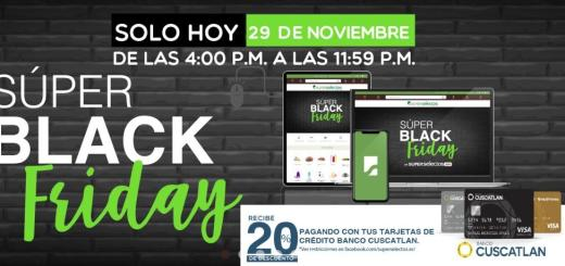 SUPER selectos sv online black friday 2019 deals