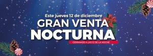 🌙🛍 Gran venta nocturna Office Depot (12.dic.19)