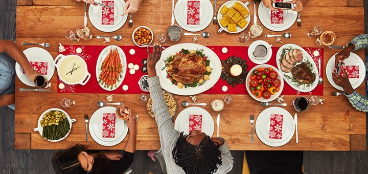 Preparacion de cenas navideñas 2019