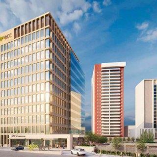 Informacion de los edificios ROBLE corporate center el salvador