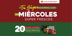 Ofertas Miercoles Frescos Semana Santa 2020