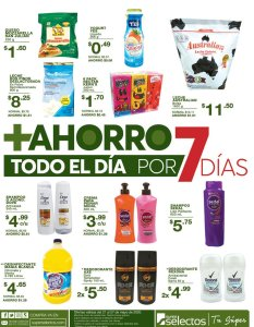 + Ahorro Super Selectos (21.may.2020)