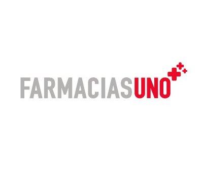 logo farmacias uno el salvador