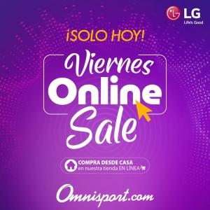 LG friday deals online (OMNISPORT)